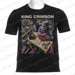Kaos Progressive Rock King Crimson-06